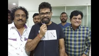 Pandu Gadi Photo Studio Movie Teaser Launch By Director Sukumar