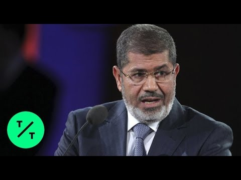 Egypt's Ousted President Mohammed Morsi Dies in Court, State TV Says