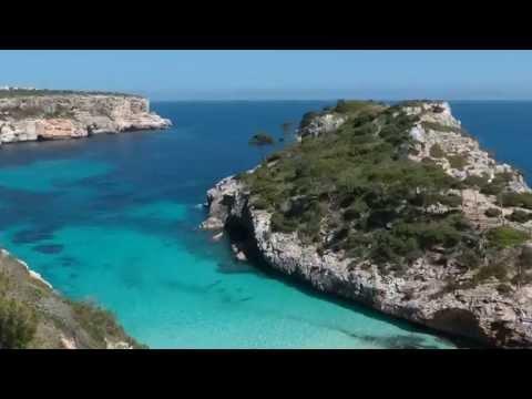 Balears Islands - Majorca: Cala Llombards and Calo des Moro