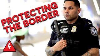 UK Border Patrol Investigates Potential Pakistan Illegal Immigrant | Border Force | Locked Up Abroad