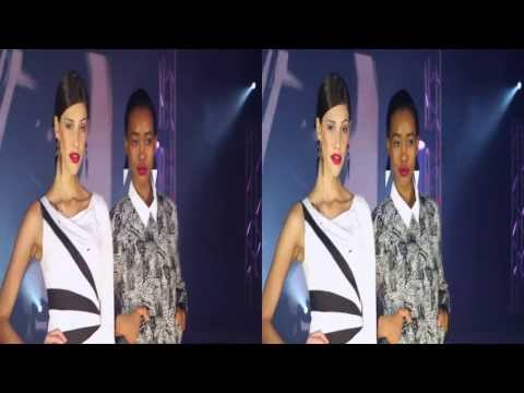 Canal Walk's 3D Fashion Show - Graphic 30's (3D - HSBS)