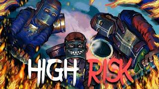 Rust - The RISKIEST TYPE of ONLINE RAIDING