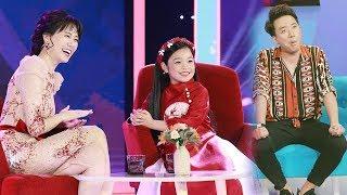 """Hari Won TIẾT LỘ với MC Nhí những """"BÍ MẬT ĐỘNG TRỜI"""" về Trấn Thành tại Biệt Tài Tí Hon mùa 2"""