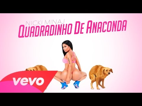 Baixar Quadradinho de Anaconda - Nicki Minaj ft. Bonde das Maravilhas , Inês Brasil  (Mashup)