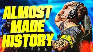 When CS:GO Pros almost make History! (Crazy Clutch Attempts)