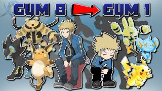 If Every Pokémon Gym Leader was the First One