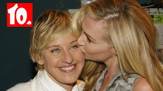 Top 10  Lesbian Couples Who Don't Mind The Age Gap