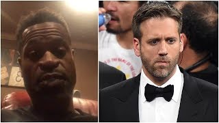 Stephen Jackson wants to send Max Kellerman back to boxing after what he said about Kobe