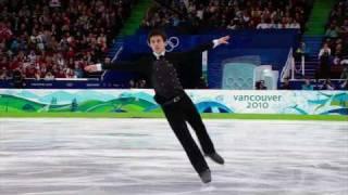 Men's Figure Skating Free Program Full Event - Vancouver 2010 Winter Olympics
