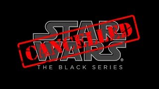 The END of the Star Wars Black Series Line?!
