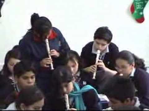 Fiesta Pagana con flautas dulces
