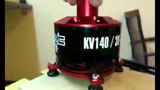 HobbyKing Daily - Turnigy Rotomax 150cc Motor - mp3toke