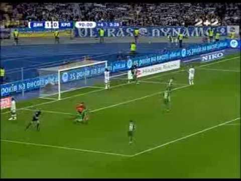 Динамо Київ - Карпати Львів - 1:0. (Огляд матчу)