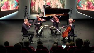 The Danish String Quartet plays Beethoven's Quartet Nr.10