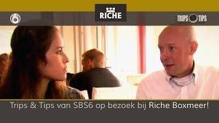 Trips & Tips van SBS6 op bezoek bij Riche Boxmeer