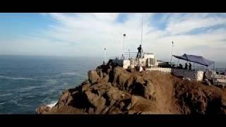 Homenaje Glorias Navales en Alta Definición, Monumento al Marinero Desconocido Iquique