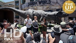 Chris Pratt & Bryce Dallas Howard present T-Rex – Full Jurassic World Fallen Kingdom Amazon event