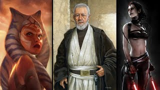 Top 10 Jedi that Survived Order 66 (Results) - Star Wars Top Tens