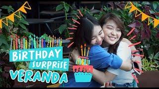 Happy Birthday  Veranda