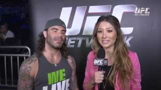 UFC Fight Night: Entrevista a Clay Guida