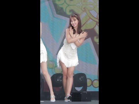 150912 상암 소녀시대 - Lion Heart 유리 직캠