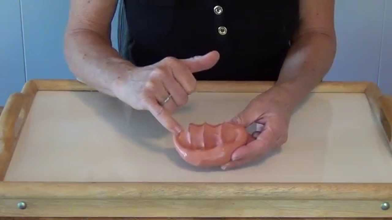hand finger strengthening exercises with putty youtube. Black Bedroom Furniture Sets. Home Design Ideas