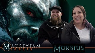 MORBIUS - Teaser Trailer- REACTION and REVIEW!!!