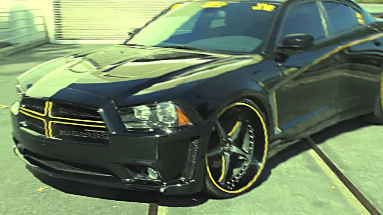 Dodge Charger Rt 2012 Wide Body By Woody S Kustums 562