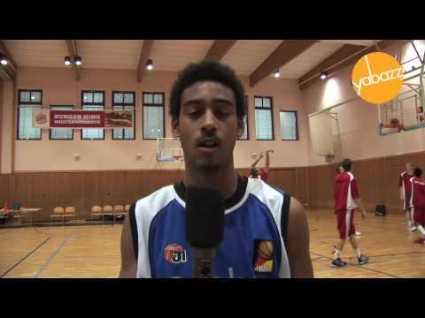 The next rising stars in German basketball? David Taylor, Kevin Jefferson und Tyree Seyferth.