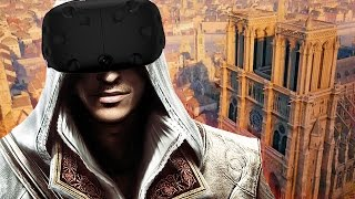 VR Assassin's Creed Cathedral - Climbey