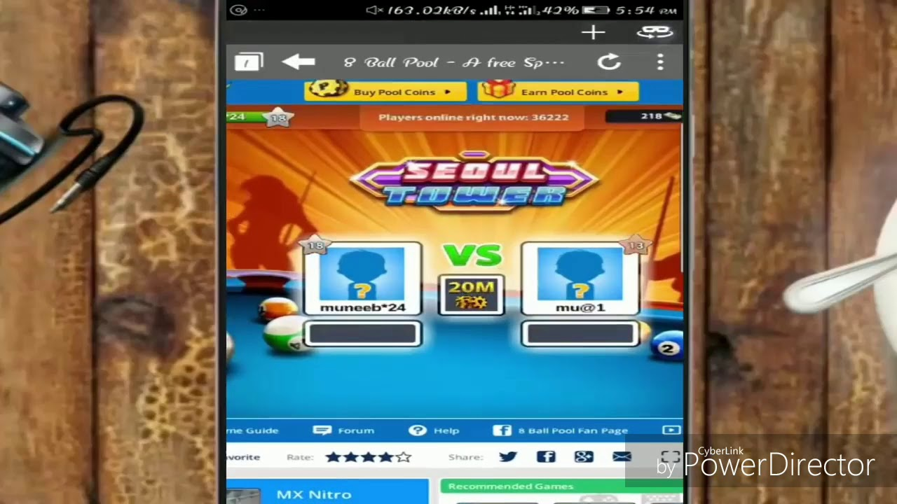 8 Ball Pool Cheats Android 2018 8+ball+pool+free+coins+trick+android