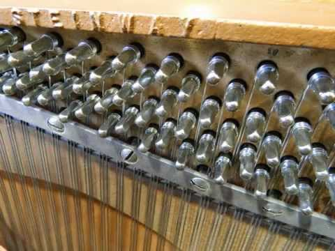 Genuine Steinway Piano Restoration, Piano Rebuilding and Piano Refinishing in Madison, Wisconsin