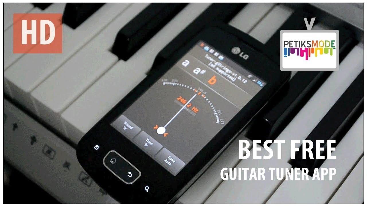 best free guitar tuner app youtube. Black Bedroom Furniture Sets. Home Design Ideas