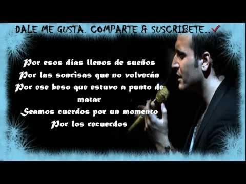 ツ ►REIK CON LA CARA EN ALTO◄ Official lyrics / Letra 2013 ツ