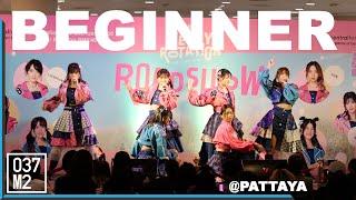 200830 BNK48 - Beginner @ Road Show Pattaya [Overall Fancam 4K60p]