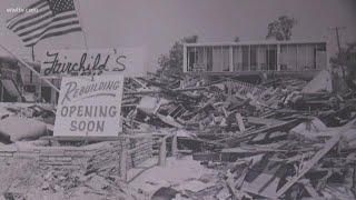 Hurricane Camille 50 years ago: 'It was like World War 3'