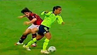 ● Ronaldinho ● Magic Skills and Tricks |HD| ●