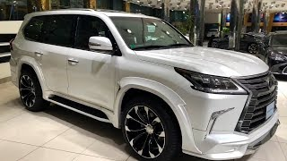 NEW 2021 - LEXUS LX 570 Super Sport SUV - Interior and Exterior 4K