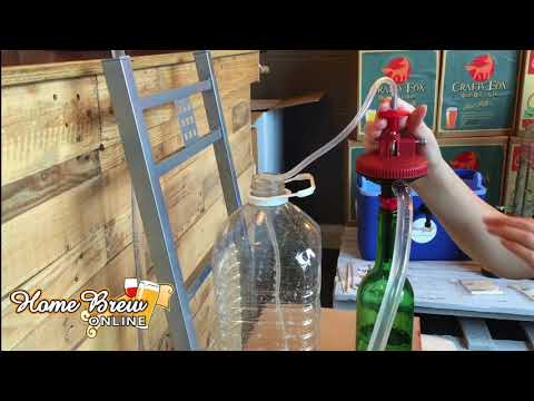 Buon Vino Super Bottle Filler