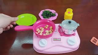 Bộ Đồ Nấu Ăn Mini Của Chị Silent Sea