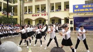 [ GIẢI NHẤT FLASHMOB 10D7 ] THPT Lê Quý Đôn - Hà Đông - Hà Nội