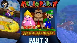 Mario Party | DK's Jungle Adventure - Part 3/5