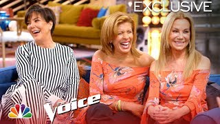 The Voice 2018 - Kathie Lee and Hoda Audition (Digital Exclusive)