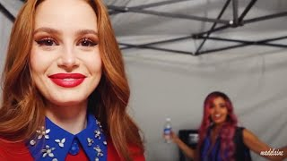 First day of riverdale season 5!   Madelaine Petsch
