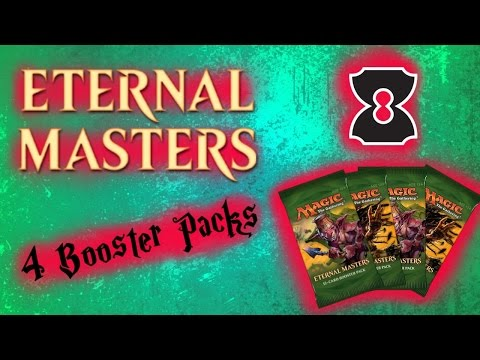 Magic the Gathering : Eternal Masters - Sealed Booster Box (24 packs)
