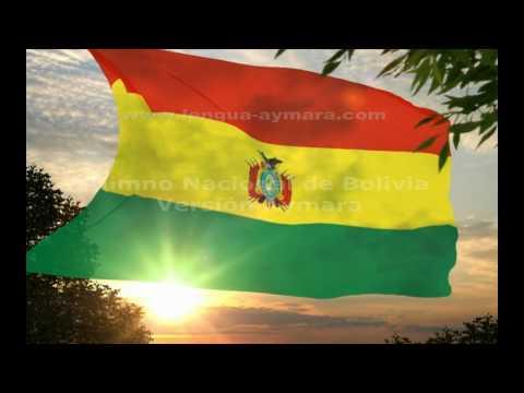 Himno de Bolivia en Aymara - Boliviano Q'uchu