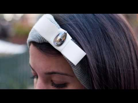 Warm Winter Headband DIY