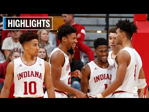 Highlights: Smith Scores 22 Points in Win   Troy at Indiana   Nov. 16, 2019
