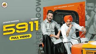 5911 – Jatinder Gagowal Ft Sidhu Moose Wala Video HD