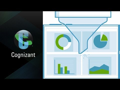 Reporting Simplified   Cognizant CFO Dashboard